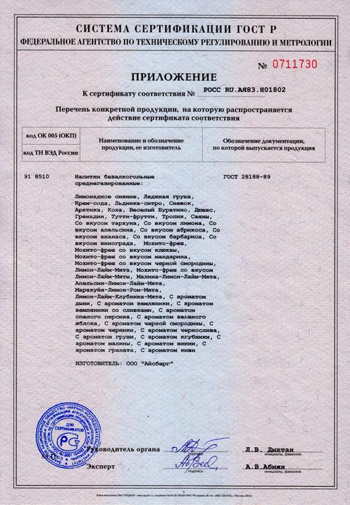ГОСТ Р №0711730