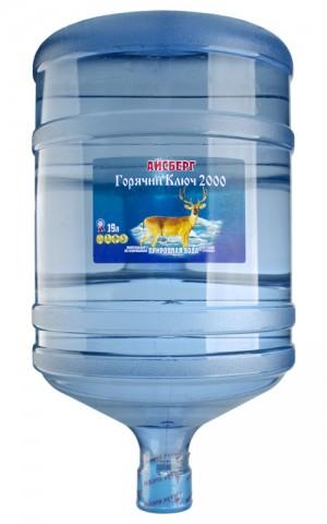 Горячий Ключ 2000 — 19 литров.