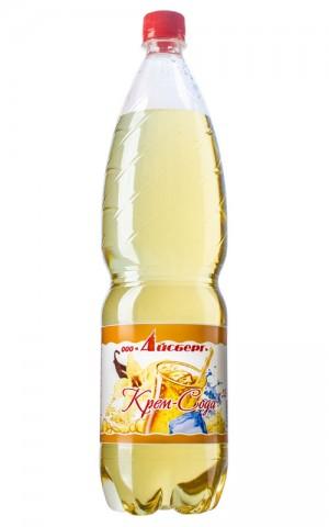 Крем-Сода — 1,5 литров.
