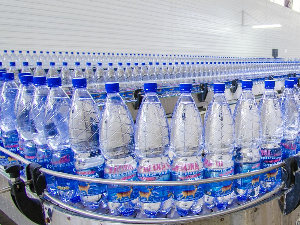 Производство минеральной воды
