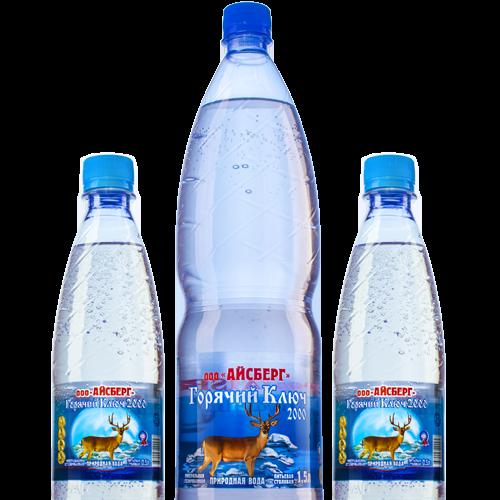 Газированная вода ООО Айсберг