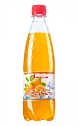 Апельсин — 0,5 литров.