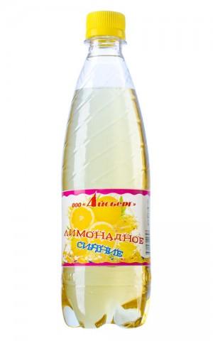 Лимонад — 0,5 литров.