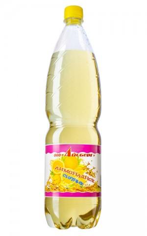 Лимонад — 1,5 литров.